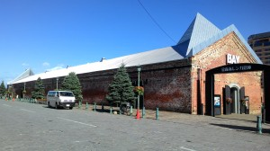 Red Brick warehouse of store