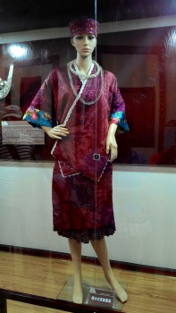 Miao's dress