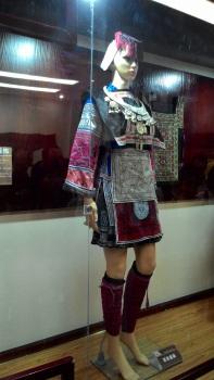 Yao's dress