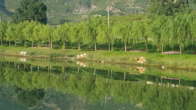 scene along the Fen River
