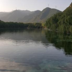 View of Fenyuan Lake
