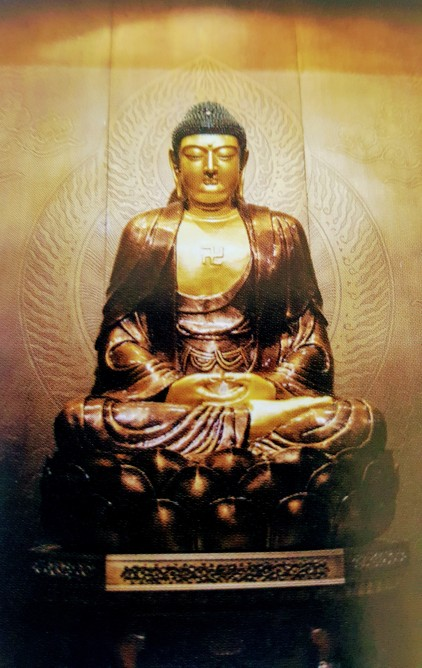 one of the Buddhas