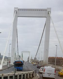 Elizabeth Bridge build by the English