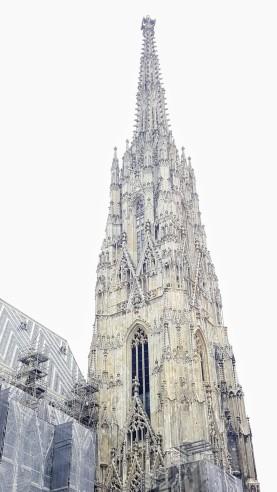 136 meters tall